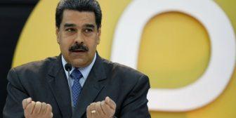 El régimen de Maduro anunció ofertas por la compra de la criptomoneda Petro por 735 millones de dólares