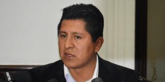 Diputado del MAS minimiza agresión de Viceministro y compara con masacre de Goni