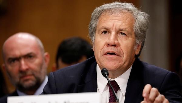 La OEA pide elecciones libres a Venezuela