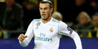 Zidane reveló el motivo por el que Bale no es titular