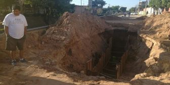 Saguapac asume 'corresponsabilidad'  por la muerte de dos obreros en una alcantarilla