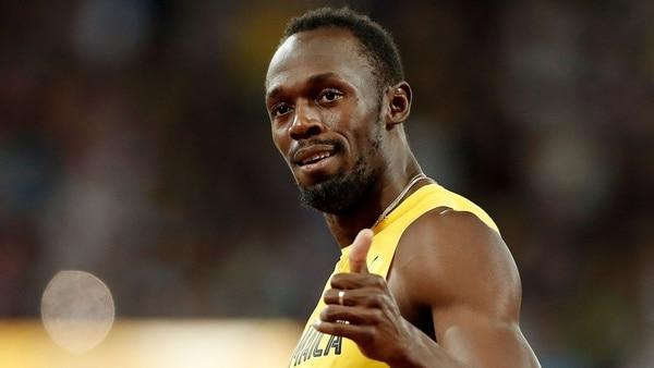 Usain Bolt anunciará fichaje con equipo de futbol