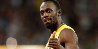 Usain Bolt anunció su fichaje por un equipo de fútbol