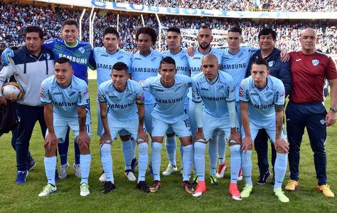 EN VIVO: Delfín 1-1 Bolívar por la Copa Libertadores
