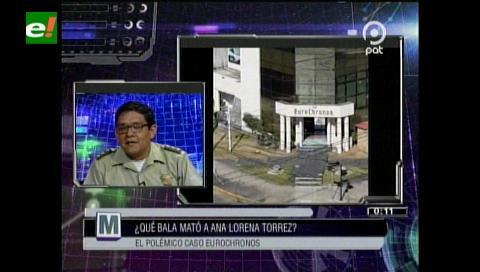 Caso Eurochronos: Informe del IDIF sólo analiza la muerte de Ana Lorena y no el evento en su integridad