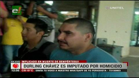 Envían a la cárcel a Franklin Durling Chávez por el caso Luna Park