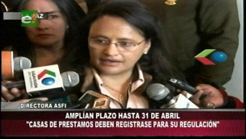 Asfi: Registro de casas de empeño acaba el 31 de abril
