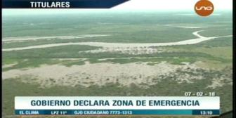 Video titulares de noticias de TV – Bolivia, mediodía del miércoles 7 de febrero de 2018