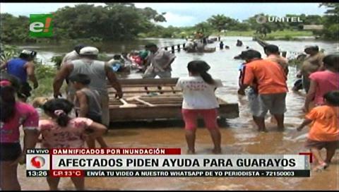Santa Cruz: Vecinos del Urubó levantan bloqueo en la avenida San Martín