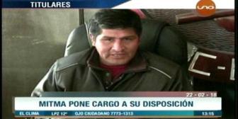 Video titulares de noticias de TV – Bolivia, mediodía del jueves 22 de febrero de 2018