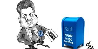 Caricaturas de Bolivia del viernes 16 de febrero de 2018