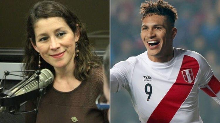 Eudith Saavedra es la nutricionista señalada por el doping de Paolo Guerrero