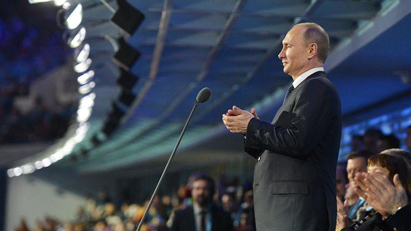 Putin ordenó en 2014 derribar un avión turco por temor a atentado
