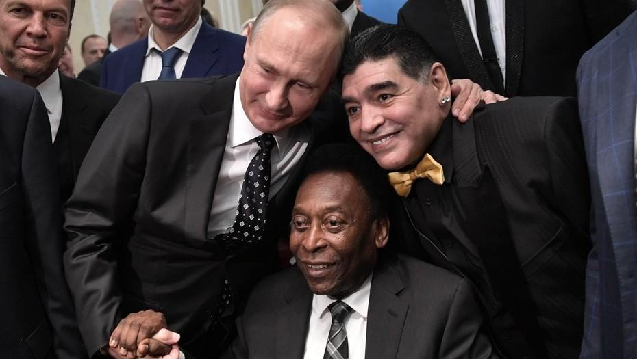 Diego Maradona podría faltar al casamiento de su hija