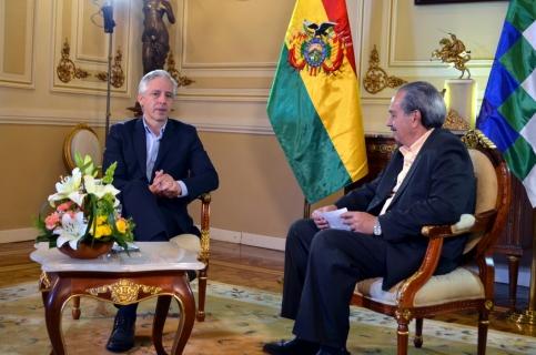 Evo Morales invita al diálogo a nuevo gobierno chileno