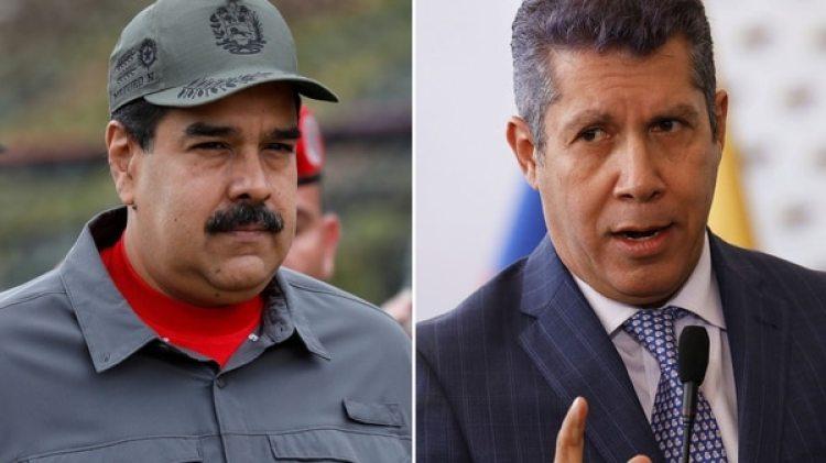 Nicolás Maduro y Henri Falcón, los principales candidatos en las elecciones de Venezuela