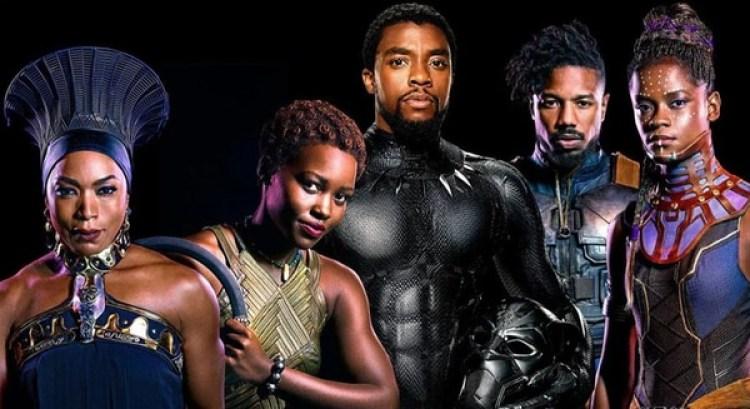 El mega éxito de Black Panther derribó el mito que las películas con elencos negros no cotizan en el exterior. (foto:Marvel Studios, Disney)
