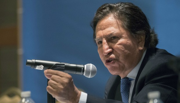 Corte Suprema peruana aprueba pedir a EE.UU. extradición de expresidente Toledo