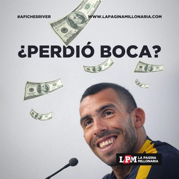 Los mejores memes que dejó la Supercopa Argentina que River le ganó a Boca