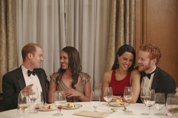 Imagen de la película titulada Harry & Meghan: A Royal Romance