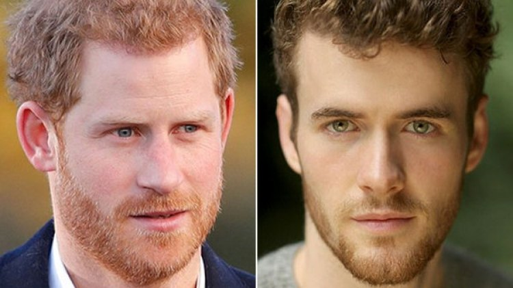 El Príncipe Harry será interpretado por el actor Murray Fraser