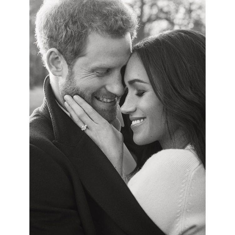 El Príncipe Harry y Meghan Markle contraerán matrimonio el 19 de mayo en el Castillo de Windsor (Foto: Alexi Lubomirski)