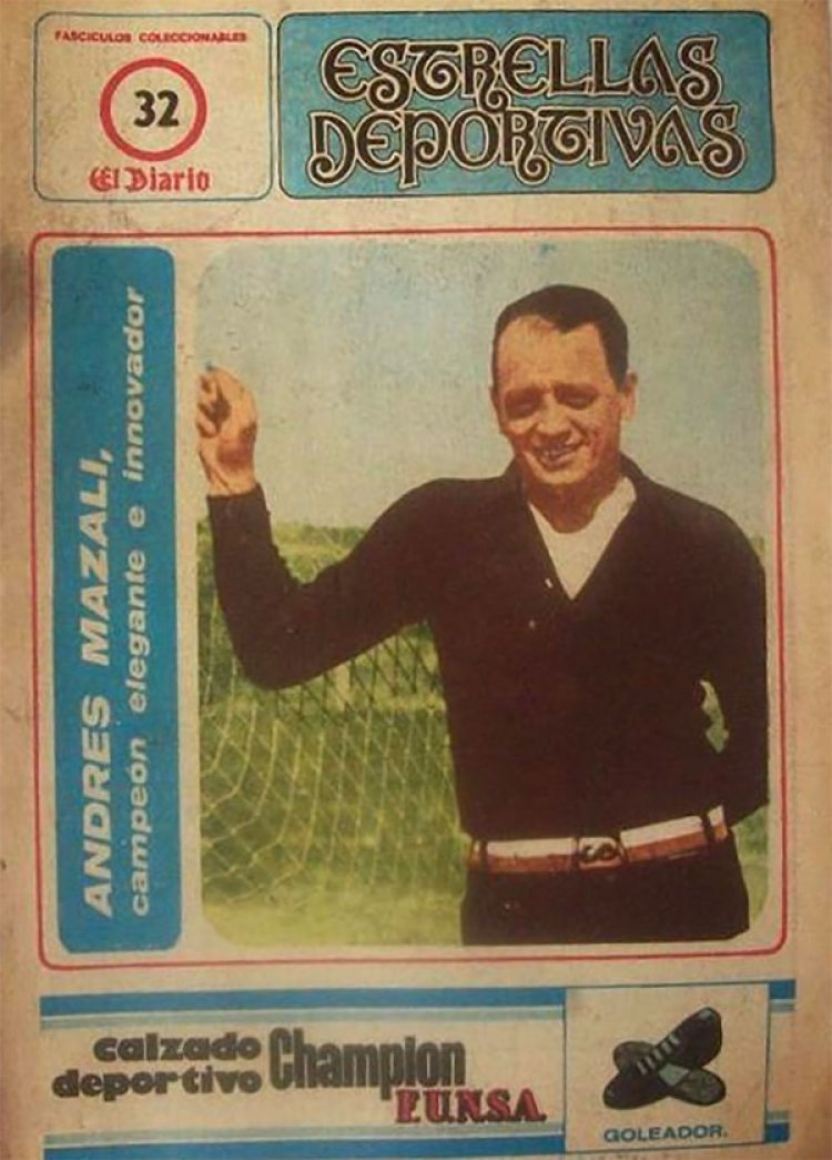 Publicación de El Diario, que lo mostraba como una figura internacional