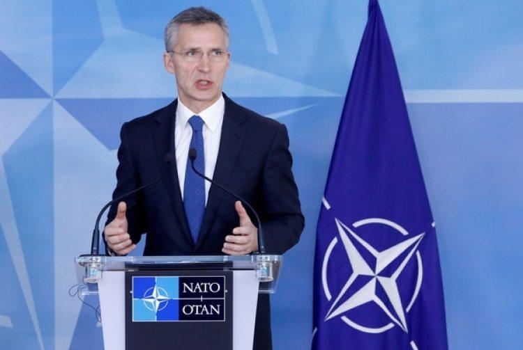El Secretario general de la OTAN, Jens Stoltenberg (Reuters)