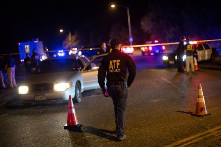 Las autoridades en el lugar del accidente (REUTERS/Tamir Kalifa)