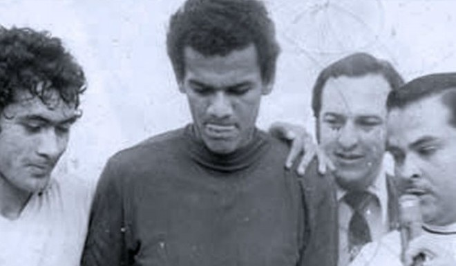 Falleció Otoniel Quintana, arquero histórico colombiano.
