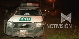 Policía investiga muerte de una anciana en el barrio San Antonio