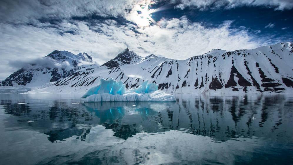 Foto: Primavera ártica en Longyearbyen. (iStock)