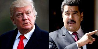 La respuesta del régimen de Nicolás Maduro a las nuevas sanciones de Estados Unidos