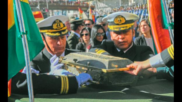Alista Bolivia preparativos para conmemorar Día del Mar