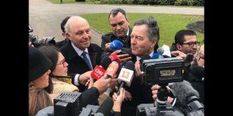 Canciller: 'Chile está dispuesto a escuchar las necesidades de Bolivia'
