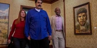 """Nicolás Maduro, insólito: """"Me indigna que persigan a la gente solo por sus ideas"""""""