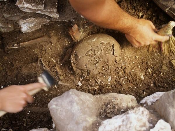 Descubren las huellas humanas más antiguas en Canadá