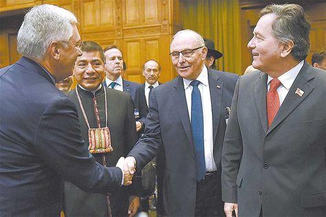 Piñera: Bolivia debe
