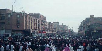 Disparos, detenciones y censura en las redes sociales: así enfrenta el régimen de Irán a las nuevas protestas en Ahwaz