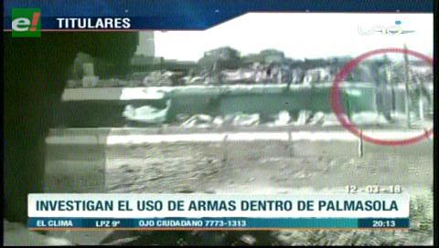Video titulares de noticias de TV – Bolivia, noche del lunes 12 de marzo de 2018