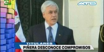 Video titulares de noticias de TV – Bolivia, mediodía del lunes 19 de marzo de 2018