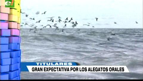 Video titulares de noticias de TV – Bolivia, noche del viernes 16 de marzo de 2018