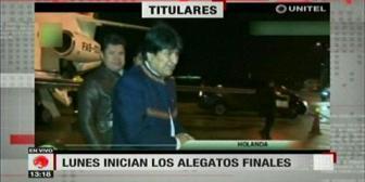 Video titulares de noticias de TV – Bolivia, mediodía del sábado 17 de marzo de 2018