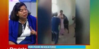Bartolinas dicen que vistieron a hombre con pollera por perjudicar a municipio de Cabezas