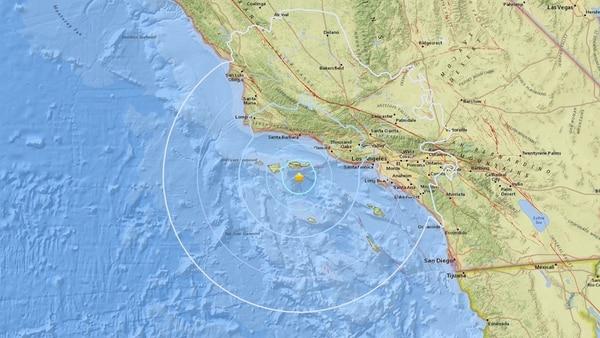 Terremoto de magnitud 5,6 sacude tres regiones de Chile