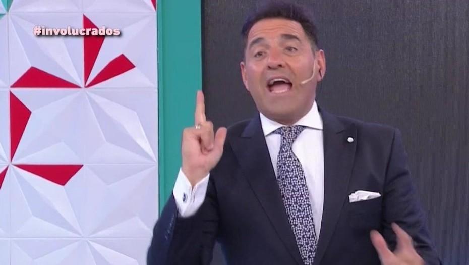 Críticas a famoso conductor argentino por expresiones de