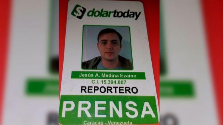 Venezuela es uno de los países más violentos para ejercer el periodismo (Twitter: @FEDGLOCK)