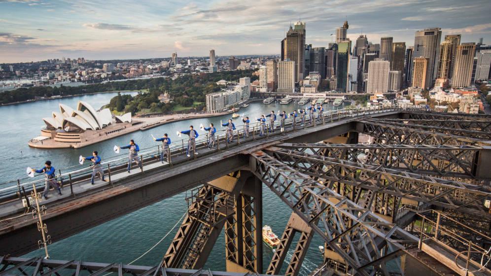 Foto: El Harbour Bridge de Sídney. (Reuters)
