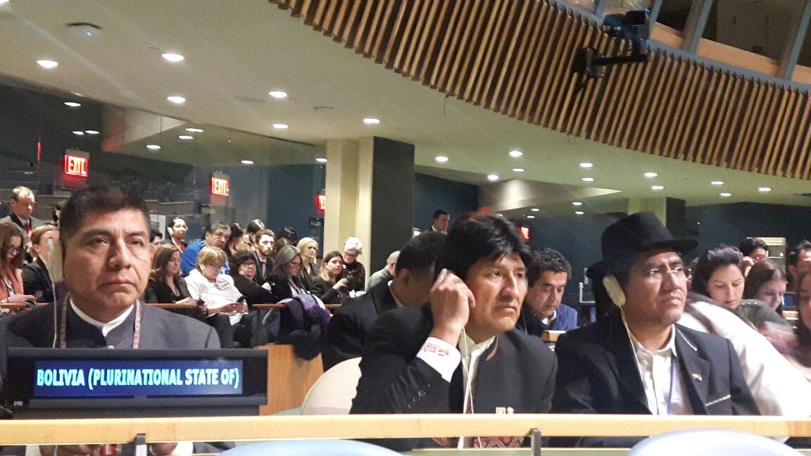 Indígenas denunciarán a Evo en foro de la ONU