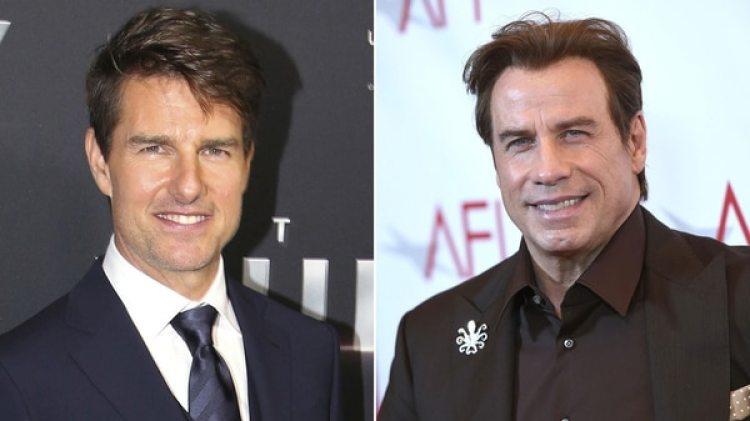 Tom Cruise y John Travolta son dos de los miembros más famosos de la Iglesia de Cienciología
